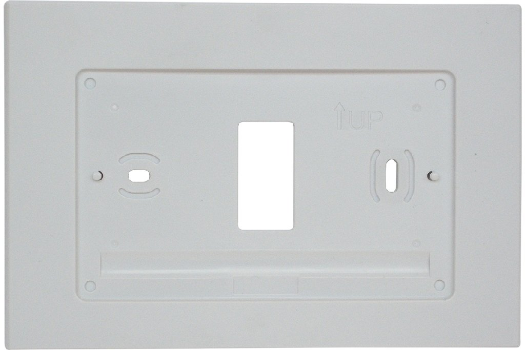Emerson F61-2663 Wall Plate for Sensi Wi-Fi Programmable Thermostat, White