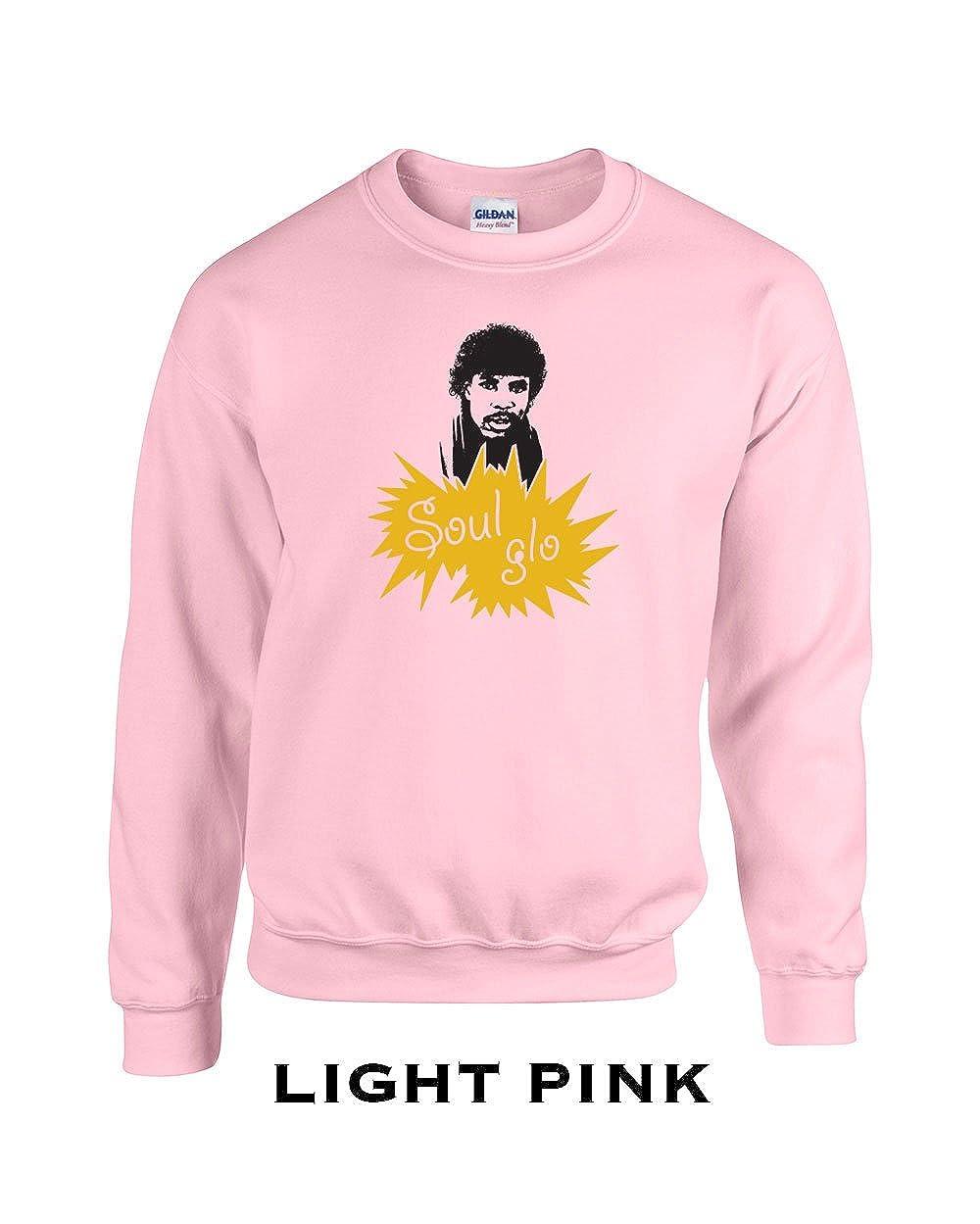 152 Soul Glo Funny Adult Crew Sweatshirt