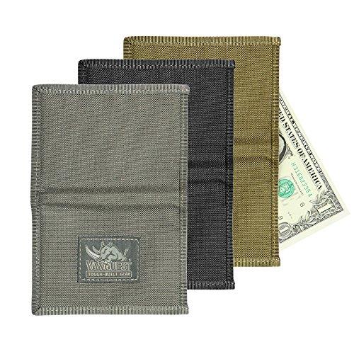 - Vanquest CACHE 2.0 RFID-Blocking Wallet (Multicam-Black)