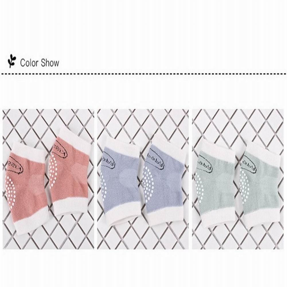 W/ärmer rennicoco 5/Farben Infant Kleinkind Baby Verstellbare elastische Knieschoner Ellenbogen Pad