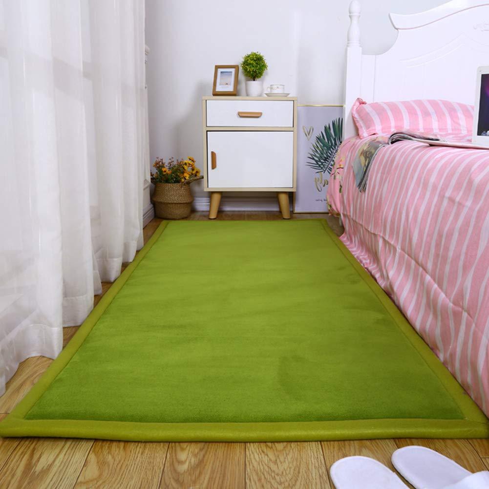 vert 50x160cm Mr.LQ Tapis de Couchage pour bébé épaississeHommest Tapis de Jeu Tapis Tapis de Sol Pliant Activité Centres de Gymnastique pour Tout-Petits,vert,160x200cm