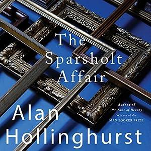The Sparsholt Affair Audiobook