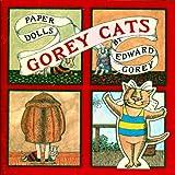 Gorey Cats Paper Dolls, Edward Gorey, 0898440866