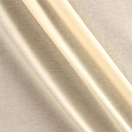 Telio algodón orgánico Natural de punto jersey tela por el patio: Amazon.es: Hogar