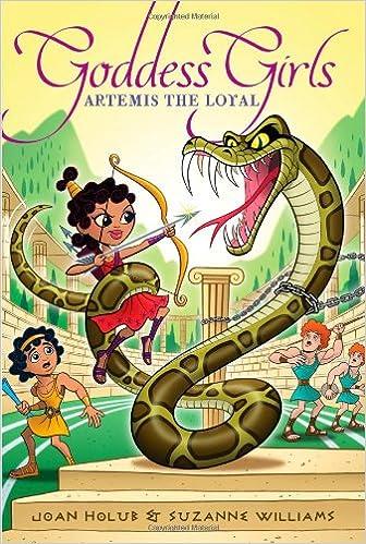 Artemis the Loyal (Goddess Girls )