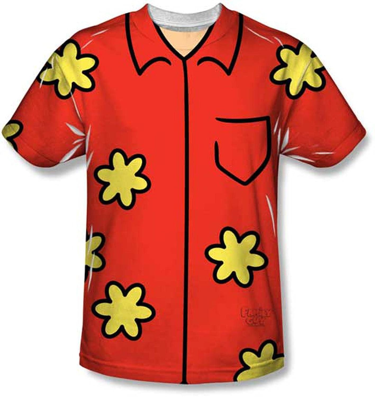Amazon.com: Glenn Quagmire Family Guy T-Shirt Costume TV ...