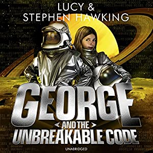 George and the Unbreakable Code Audiobook