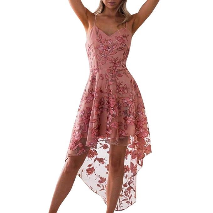 Kleid Damen Kolylong® Frauen Elegant Trägerlos Spitze Kleid Knielang  Vintage Langarm Spitzenkleid Bleistift Kleid Slim 5061fe6db8