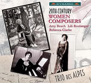 Mujeres Compositoras Del Siglo Xx: Obras Para Flauta Y Piano De ...