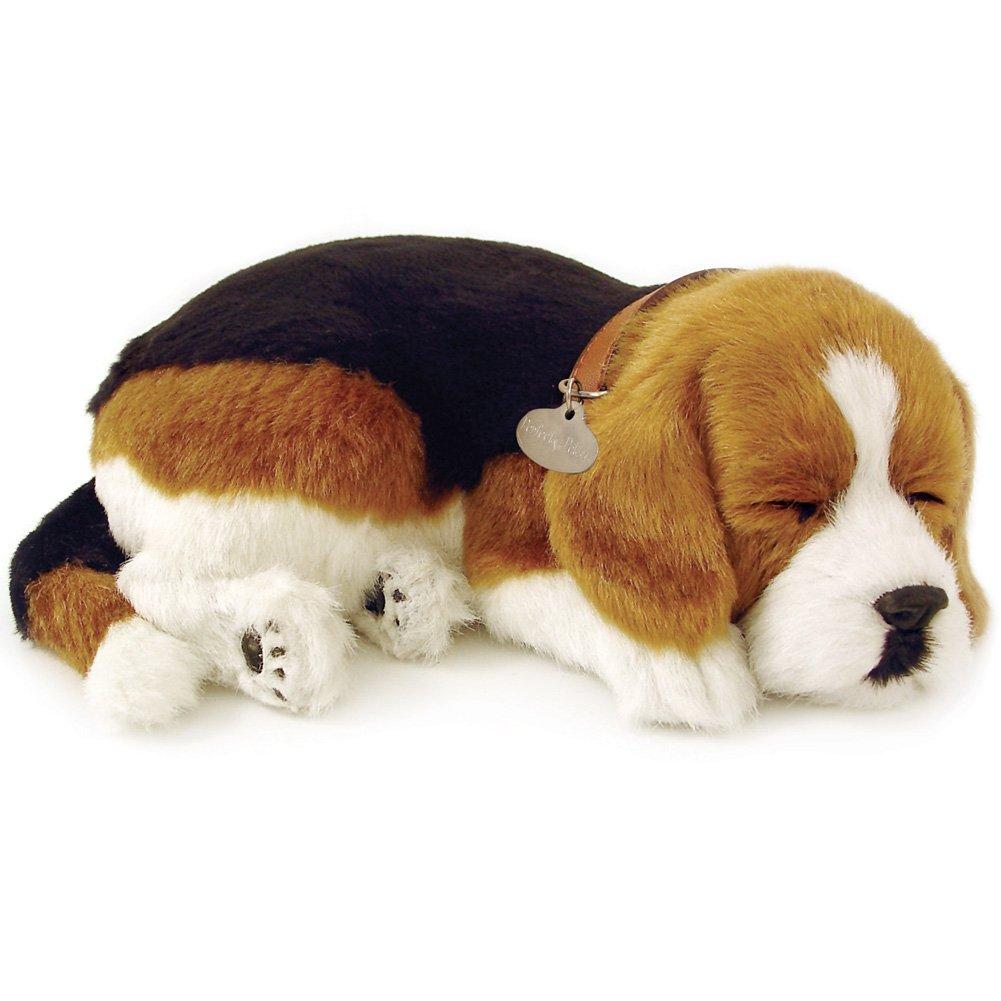 B000O5FX3K Perfect Petzzz Beagle Animated Pet, Brown, 61tdOBjA9OL