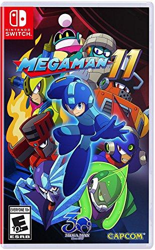 : Mega Man 11 - Nintendo Switch