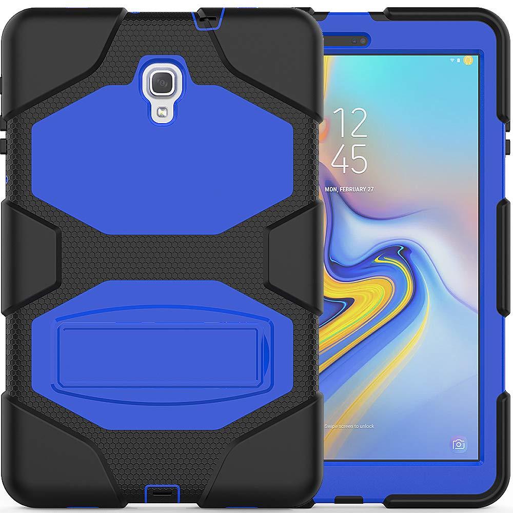 新品?正規品  Galaxy B07KX3BZ65 耐衝撃 Tab A10.5 ケース Samsung、キックスタンド - 耐衝撃 高耐久 3層 キッズケースカバー Samsung Tab A10.5 (SM-T590/SM-T595) 用 Samsung Tab A10.5(SM-T590/SM-T595) ブルー B07KX3BZ65, Clover Planning:50ba2c72 --- a0267596.xsph.ru