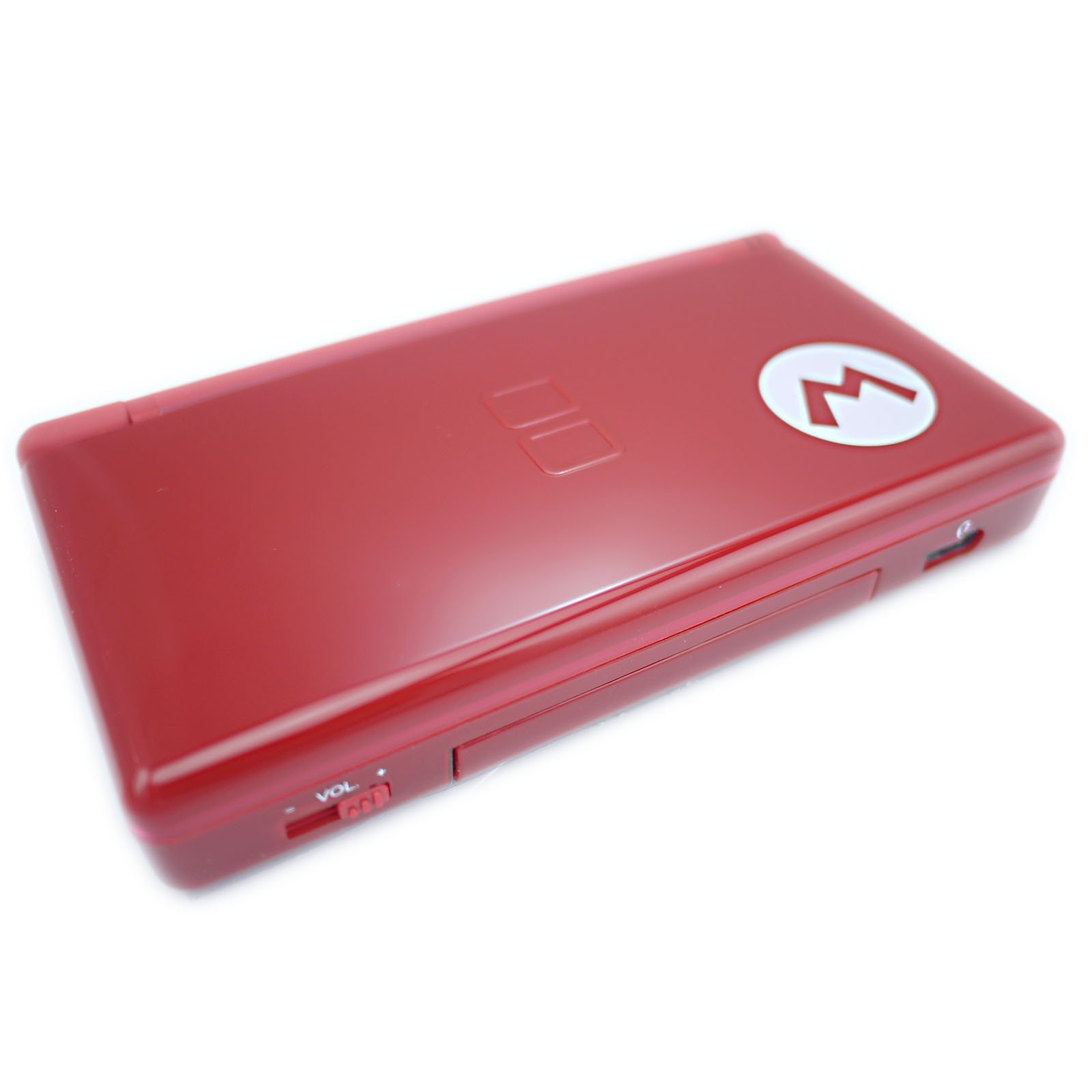 Nintendo DS Lite Console Handheld System Mario Red / Refurbished