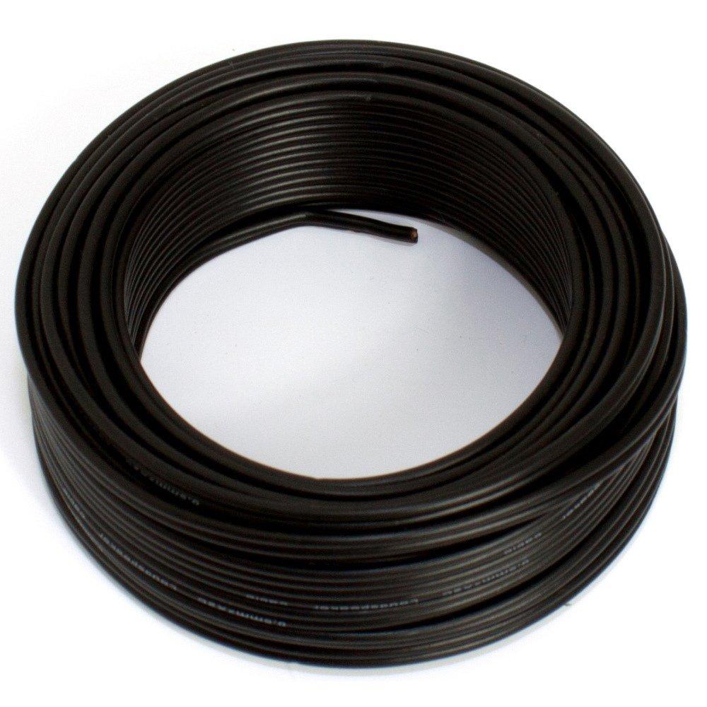 Cable para Altavoz 2/x 0,50/mm2//–/Caja de Cable de Audio//–/Cable 0,50mm2-50m Transparente