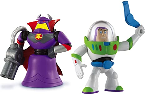 Image Unavailable. Image not available for. Color  Disney Pixar Toy Story 3  Action Figure Buddy Pack - Grapnel Buzz ... 82906cbaa81