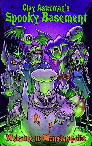 Spooky Basement 1: Welcome to Monsteropolis ()