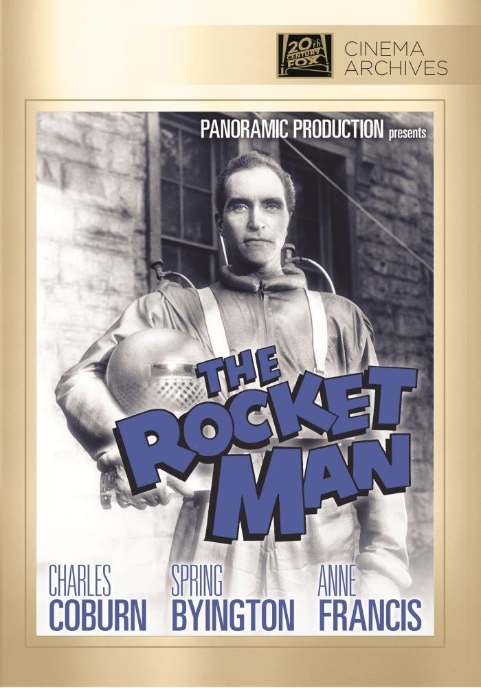 The Rocket Man by Cinema Archives