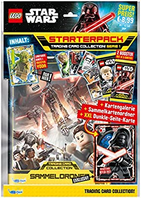 Top Media 180231 Lego Star Wars Cartas coleccionables, Starter ...