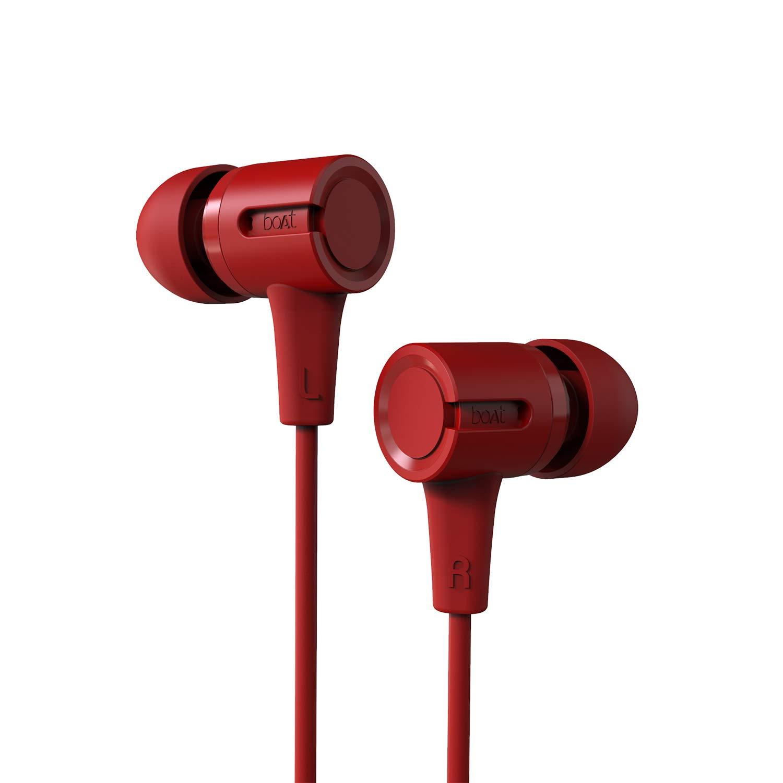 boAt BassHeads 102 best boat earphones