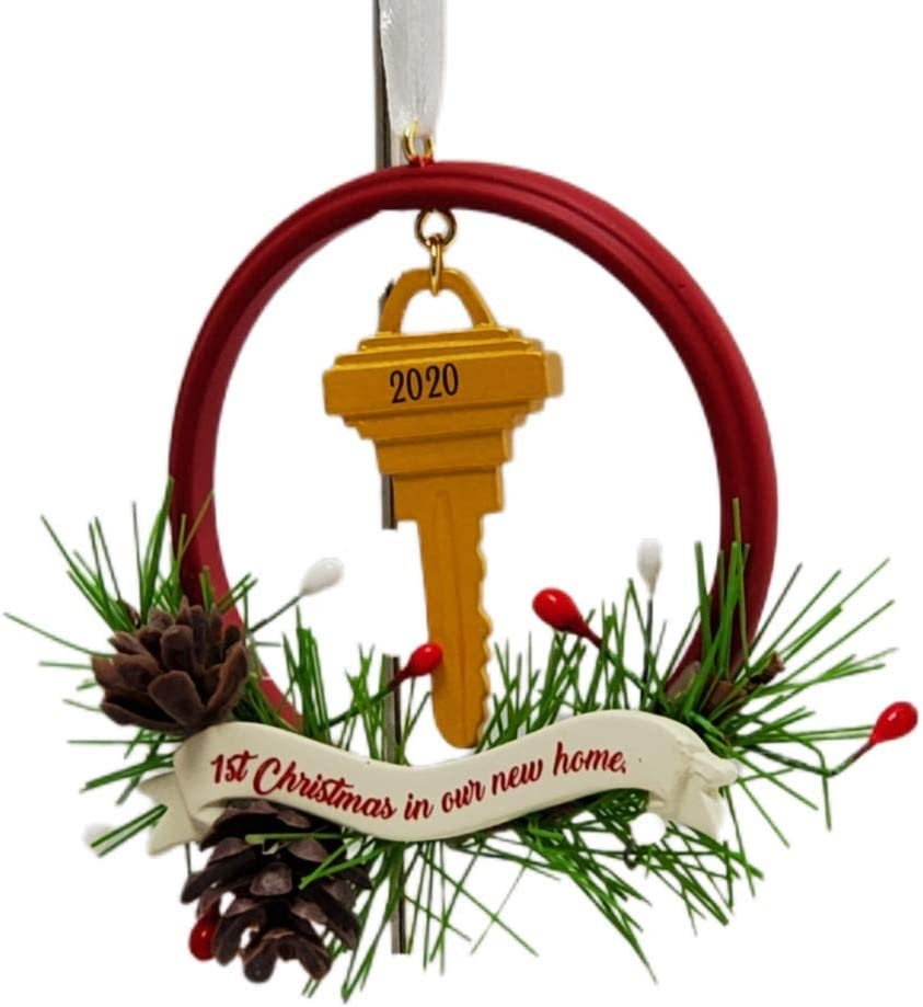 Hallmark 1st Christmas in Our New Home - Dated 2020 Ornament