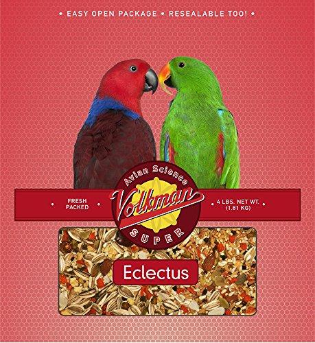Volkman Eclectus Diet 4lb