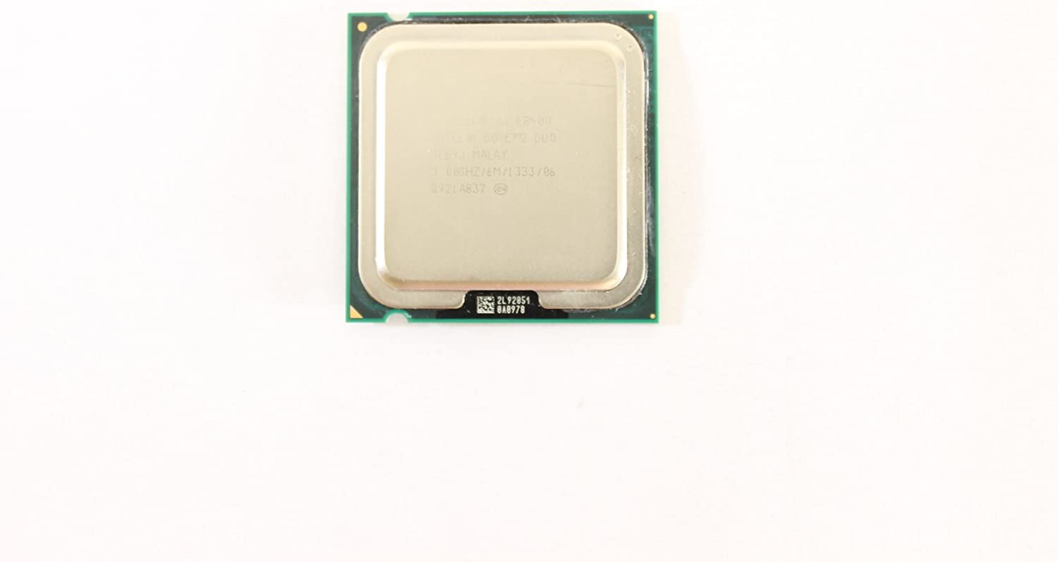Intel 3.0 GHz Core 2 Duo CPU Processor WT421 E8400 SLB9J Dell Precision T3400 Studio 540 XPS 420 430