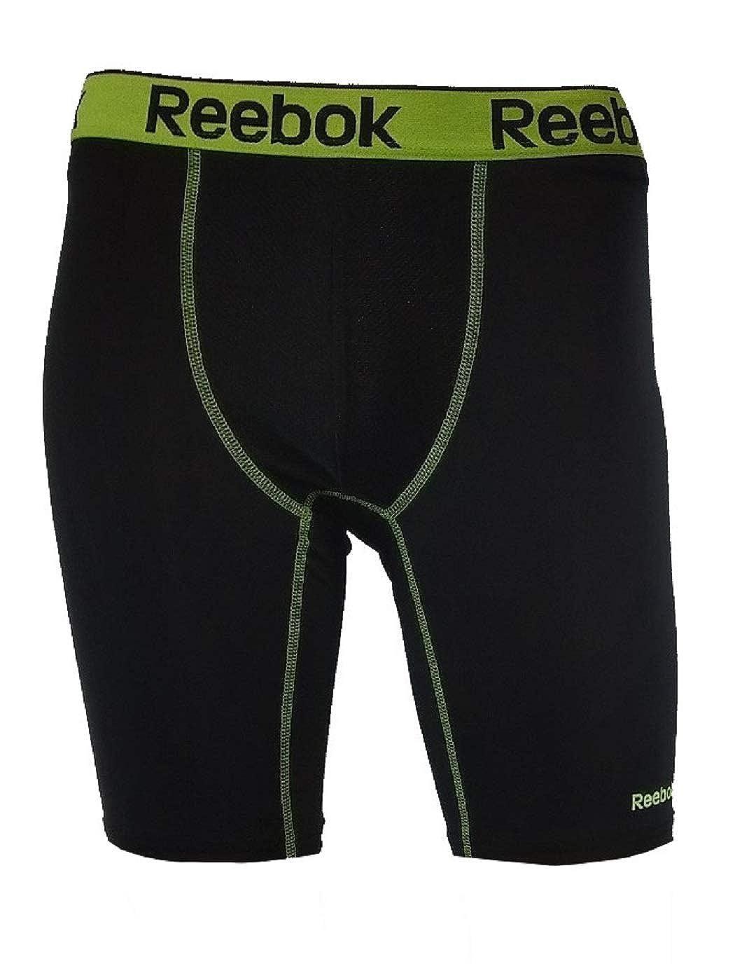 2d4e0bd136159 Reebok Men's Performance Boxer Brief Brief at Amazon Men's Clothing store: