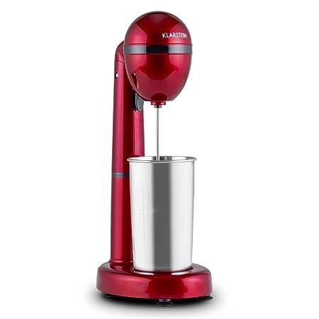 Klarstein Van Damme Drink-Mixer - Licuadora coctelera, 100 W, 450 ...