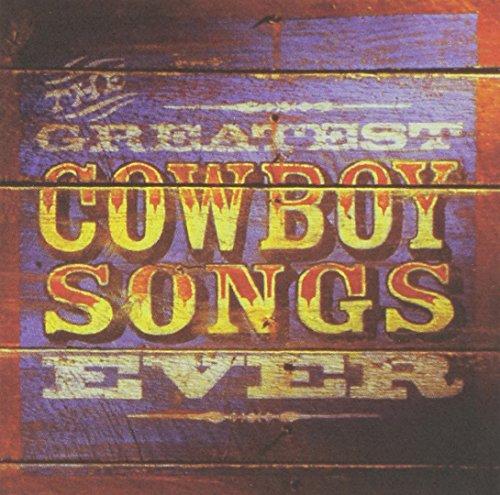 Greatest Cowboy Songs Ever / Various by Warner Bros / Wea