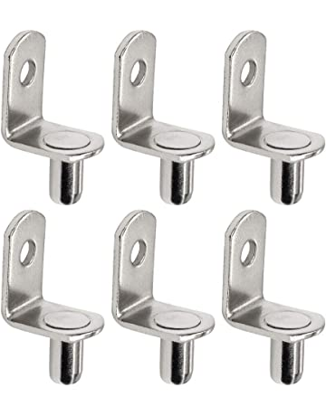Shelf Pegs Pins Amazon Com Hardware Shelf Brackets Supports