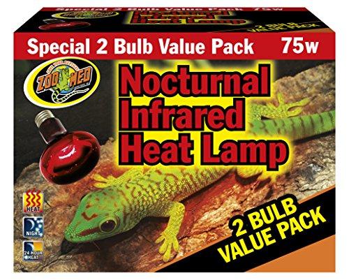 Zoo Med Infared Heat Lamp - 1