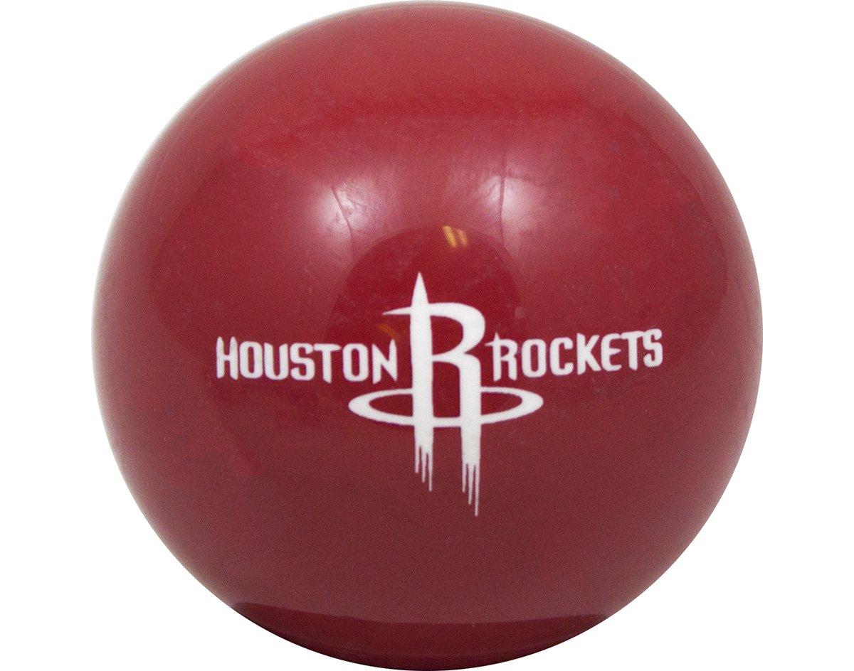 NBA Imperial Houston Rockets Pool Billiard Cue/8 Ball - Red