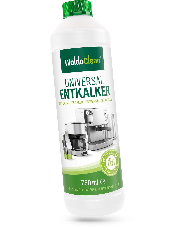 Descaler & Cleaner Descale Liquid 750ml - For Coffee and Espresso Machine I All Purpose I Limescale Remover I Descaling Kettle Iron I Decalcifier