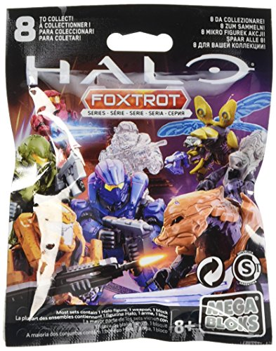 Mega Construx Halo Micro Foxtrot Series Blind Pack