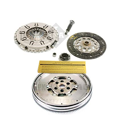 Amazon.com: LuK CLUTCH KIT+DMF FLYWHEEL 2000-05 AUDI A4 QUATTRO 1.8T VW PASSAT 1.8L TURBO: Automotive