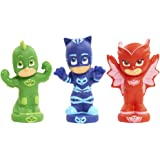 Just Play PJ Masks Squirters Bath Toy (3 Pack)