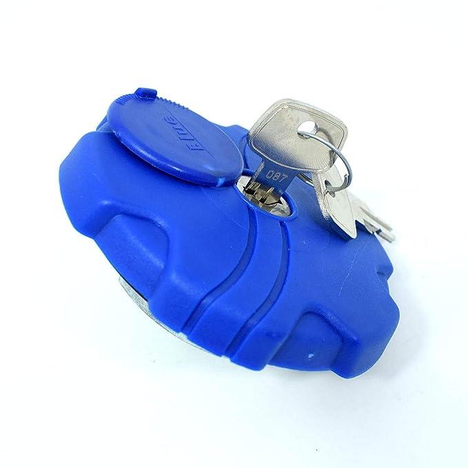 60/mm AdBlue Sperren ventilati copertura 2/chiave tappo serbatoio