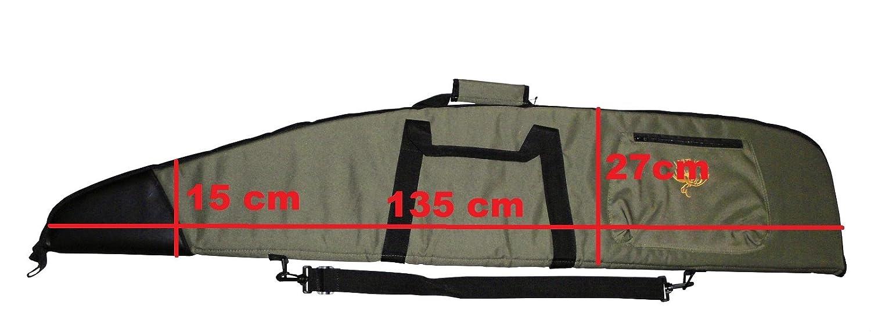 Bolsa de funda para armas jakt- jahti funda rifle con armas de masa ...