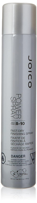 JOICO Finishing Spray, Powerspray Fast Dry, 9 Fluid Ounce JOI074469476065