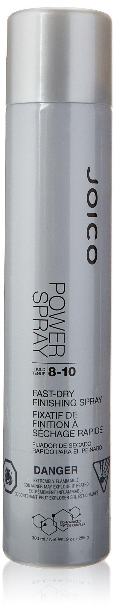 Joico Power Spray Fast-Dry Finishing Spray, 9 Ounce