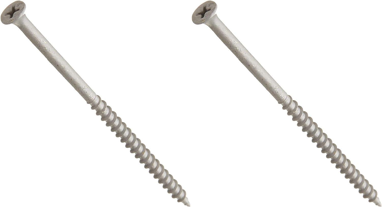 1 Pound Grip-Rite PTN3S1 3-Inch 8 Coarse Thread Exterior Screw with Bugle Head