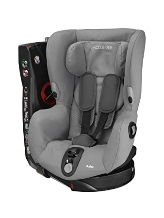 maxi cosi axiss car seat group 1 concrete grey amazon co uk baby