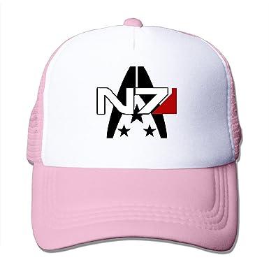 mass effect alliance baseball cap pink caps for men babies wholesale