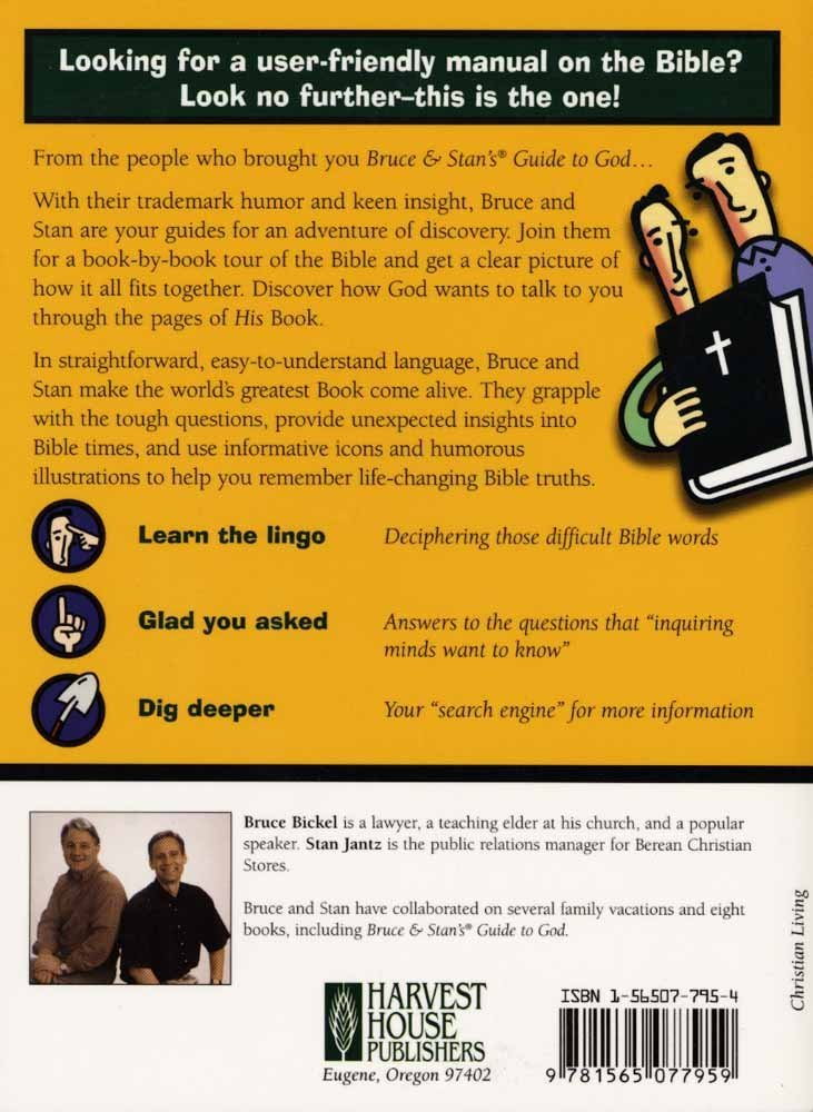 Bruce & Stan's Guide to the Bible: Understanding God's All-Time Bestseller