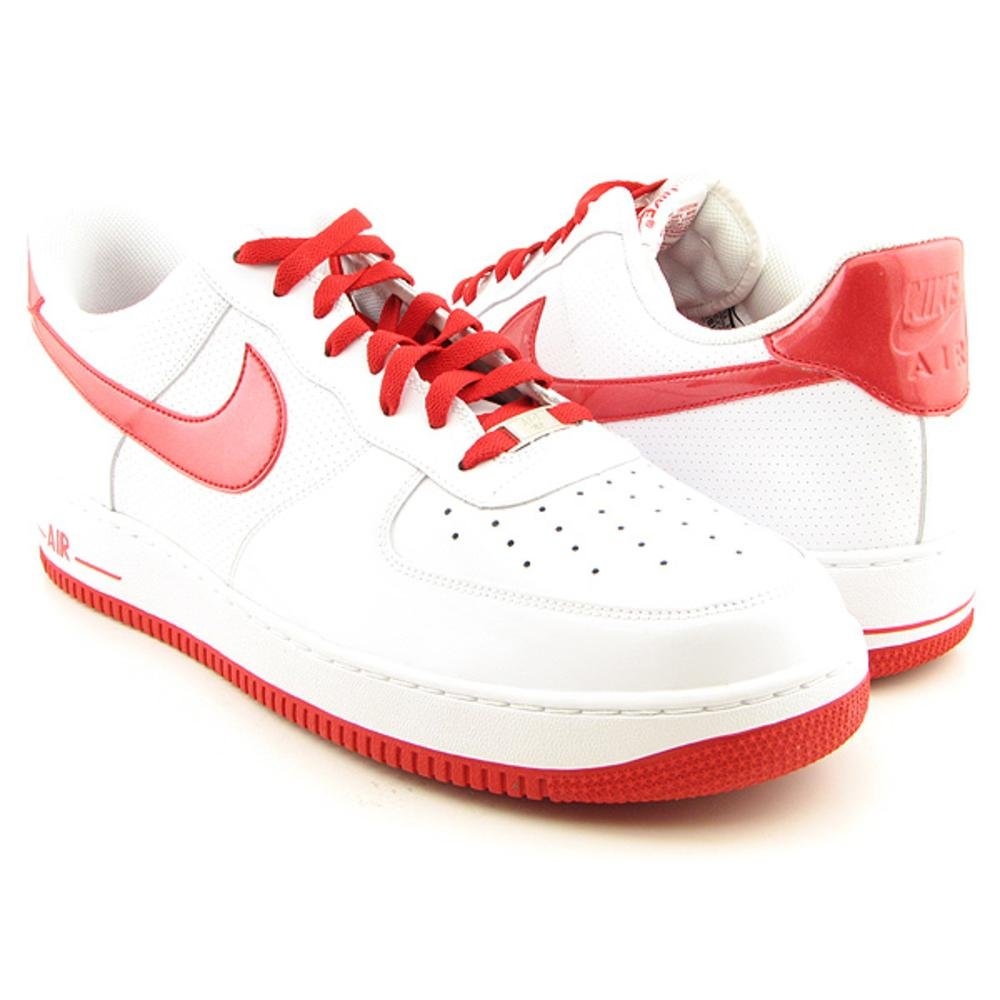 finest selection e8f19 acc39 Amazon.com   NIKE AIR FORCE 1 07 MENS 315122-149 (11, WHITE OBSIDIAN)    Basketball