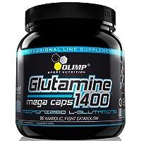 Olimp Nutrition Glutamine Mega Caps 300caps 100% Pure L-Glutamine Nitrogen Balance Amino Acids