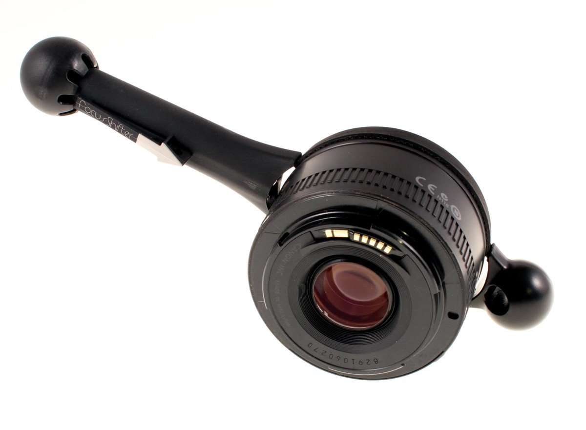 FocusShifter - Follow Focus and Rack Focus for DSLR and Mirrorless Camera Lens by FocusShifter