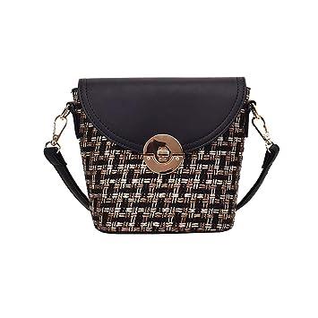 Amazon.com: Monedero de moda para mujer, bolsos cruzados de ...