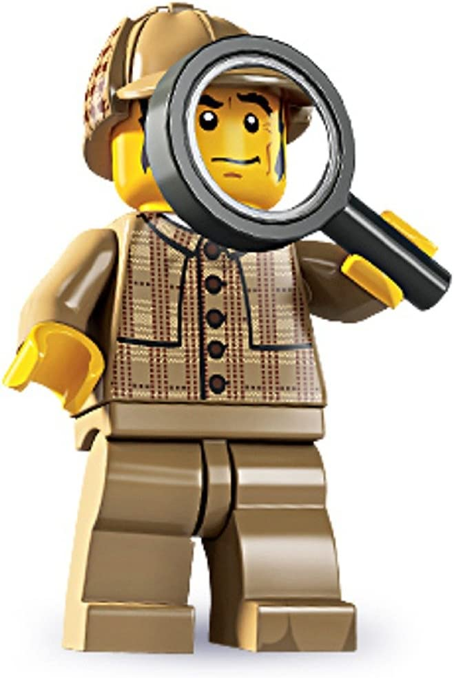 Lego Series 5 Detective Mini Figure