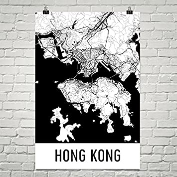 Amazon hong kong poster hong kong art print hong kong wall hong kong poster hong kong art print hong kong wall art hong kong gumiabroncs Choice Image